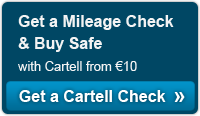 Get a Mileage Check with Cartell from 10 Euro